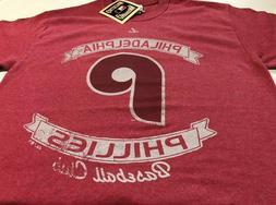 MLB Philadelphia Phillies Legendary Victory Men's T-Shirt Sh