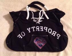 MLB Philadelphia Phillies Sweatshirt Purse Handbag Pro-FAN-i