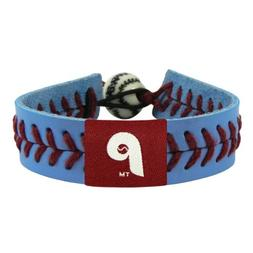 MLB Philadelphia Phillies Retro P Logo Team Color Baseball B