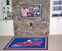 "MLB - Philadelphia Phillies Rug 4x6 46""x72"""