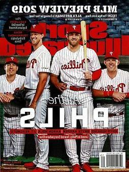 N Sports Illustrated Philadelphia Phillies 2019 Bryce Harper