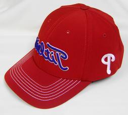 New Titleist MLB Fitted Philadelphia Phillies Golf Cap Hat,