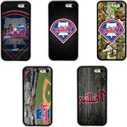 Philadelphia Phillies Rubber Phone Case Cover For iPhone/ Sa
