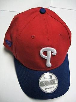 NWT Philadelphia Phillies New Era 9Twenty Adjustable MLB Bas