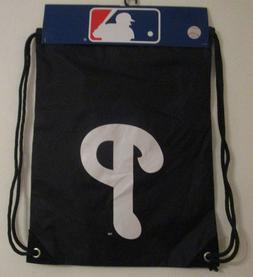 NWT Philadelphia Phillies Team Back Sack Backpack Water Resi