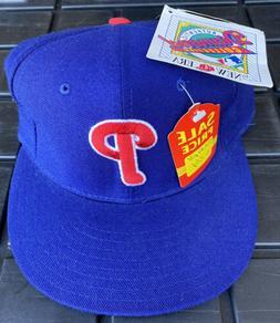NWT Vintage 90s Philadelphia Phillies New Era Pro Model Diam