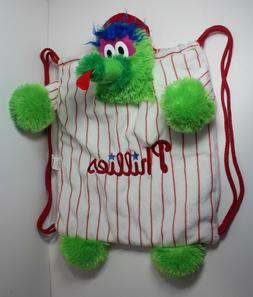 PHANTATIC Philadelphia Phillies MLB Drawstring Backpack Pal