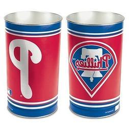 PHILADELPHIA PHILLIES ~  Official MLB 15 Inch Wastebasket Tr