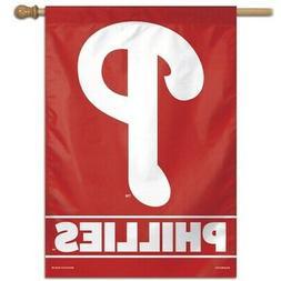 PHILADELPHIA PHILLIES ~  Official MLB Outdoor House Flag Ban
