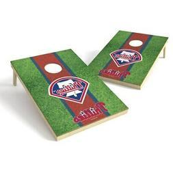 Philadelphia Phillies 2' x 3' Field Shield Tailgate Toss Gam