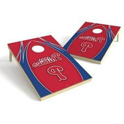 Philadelphia Phillies 2' x 3' Logo Shield Tailgate Toss Game