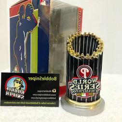 PHILADELPHIA PHILLIES 2008 World Series Replica Trophy/Paper