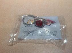 Philadelphia Phillies 2008 World Series Ring Key Chain Sga.