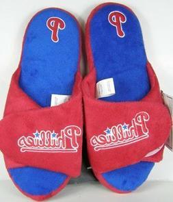 Philadelphia Phillies 2011 Open Toe Two Tone Hard Sole Slipp