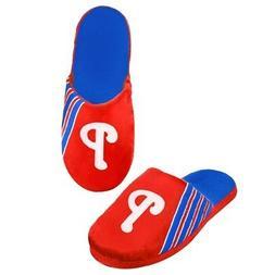 Philadelphia Phillies 2012 Team Stripe Logo Slippers