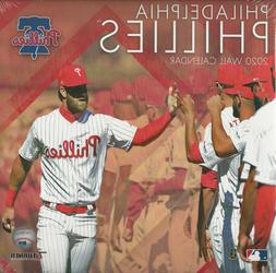 philadelphia phillies 2020 wall calendar 12 x