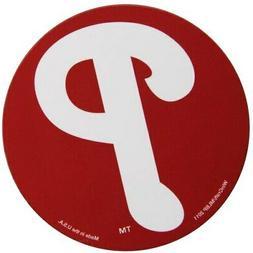 "WinCraft Philadelphia Phillies 5"" Die-Cut Car Magnet"