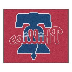 Philadelphia Phillies 5' X 6' Tailgater Area Rug Floor Mat