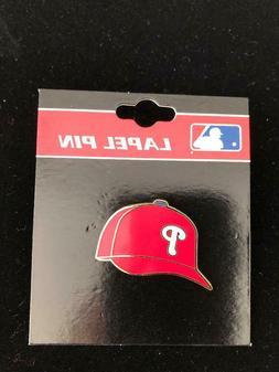 Philadelphia Phillies Baseball Cap Pin  NEW MLB Licensed - P