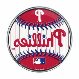 "Philadelphia Phillies Baseball Emblem MLB 3.25"" x 3.25"""