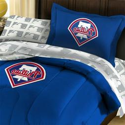 PHILADELPHIA PHILLIES BED-IN-BAG - MLB Baseball Comforter Sh