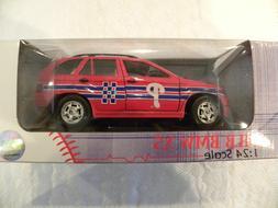 Philadelphia Phillies BMW X5  Fleer 1:24 Die-cast MLB Car -