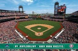 PHILADELPHIA PHILLIES ~ CITIZENS BANK PARK 22x34 POSTER MLB
