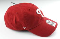 Philadelphia Phillies 47 Brand Clean Up Cap