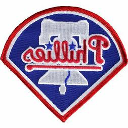 philadelphia phillies diamond logo sleeve patch jersey
