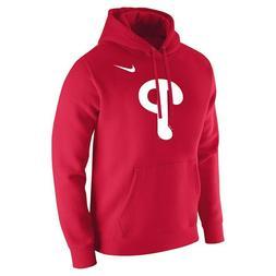 Philadelphia Phillies Nike Franchise Hoodie MLB Team Red Hoo