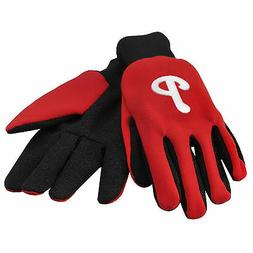 Philadelphia Phillies Gloves Sports Utility Work Adult Great