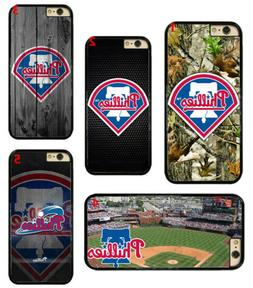 Philadelphia Phillies Hard Phone Case Cover For iPhone / Tou