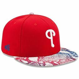 Philadelphia Phillies Hat Visor Craze 9FIFTY Adjustable New