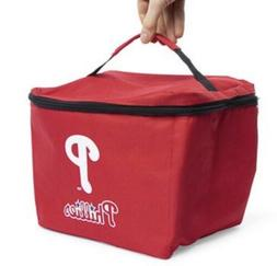 Philadelphia Phillies Insulated Lunch Box Cooler Bag MLB