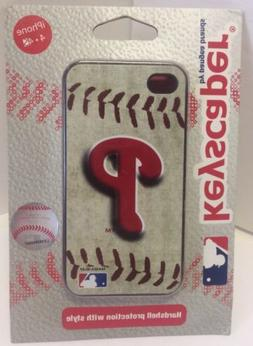 Philadelphia Phillies iPhone 4 & 4S Cell Phone Hardshell Cas
