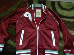 Philadelphia Phillies Jacket Cooperstown Collection by Mitch