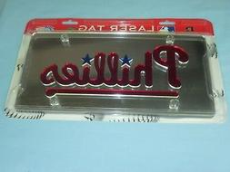 Philadelphia Phillies LASER TAG durable Acryllic Mirror INDO