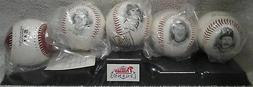 Philadelphia Phillies Legends Burger King Baseballs - Set of