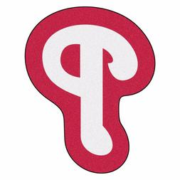 Philadelphia Phillies Mascot Area Rug Floor Mat