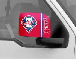 Philadelphia Phillies Mirror Cover 2 Pack - Large Size  MLB