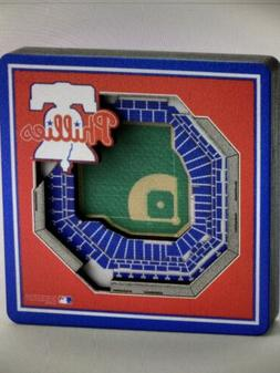 Philadelphia Phillies MLB - 3D Magnet - New in Package