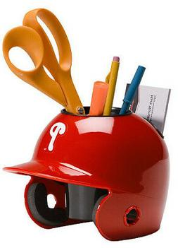 Philadelphia Phillies MLB Baseball Schutt Mini Batting Helme