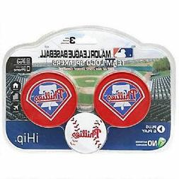 philadelphia phillies mlb ihip team logo speakers