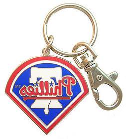 Philadelphia Phillies MLB Logo Key Chain