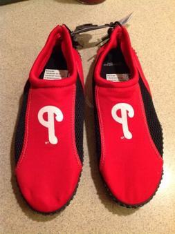 Philadelphia Phillies MLB Men's Size Large  Water / Boat Sho