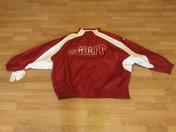Philadelphia Phillies MLB Majestic Men's 5 XL Jacket Coat