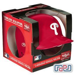 Philadelphia Phillies Rawlings Mini MLB Baseball Batting Hel