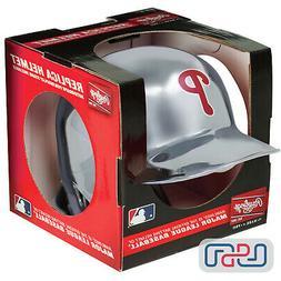 Philadelphia Phillies Silver Chrome Rawlings Mini MLB Baseba