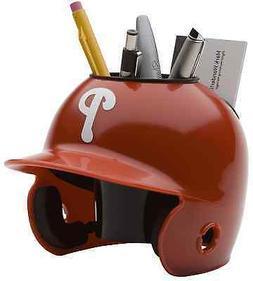 PHILADELPHIA PHILLIES MLB Schutt MINI Baseball Batter's Helm