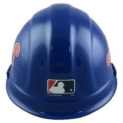 Philadelphia Phillies MLB Team Hard Hat with Pin Lock Suspen
